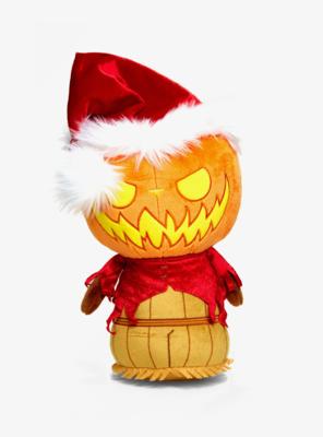 Peluche Halloween Santa Jack