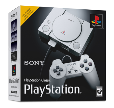 Consola Play Station Clasica