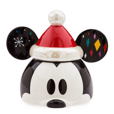 Galletero Mickey Mouse Navidad