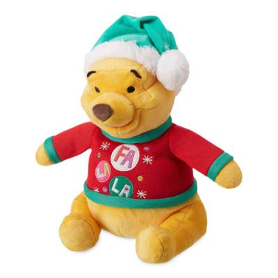 Winnie Pooh Navidad Feliz