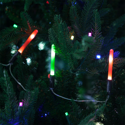 Luces Arbol Star Wars