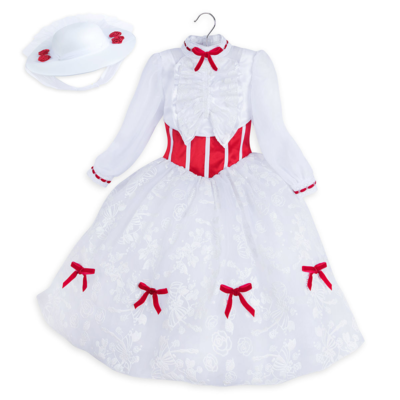 Vestido Mary Poppins Halloween Set