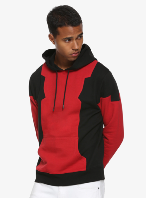 Sudadera DEADPOOL Limitada E00