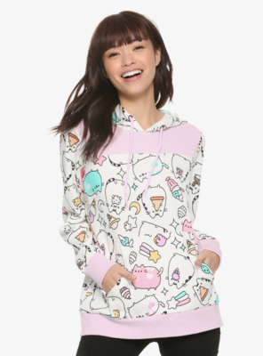 Sudadera Pusheen Magic Kawaii