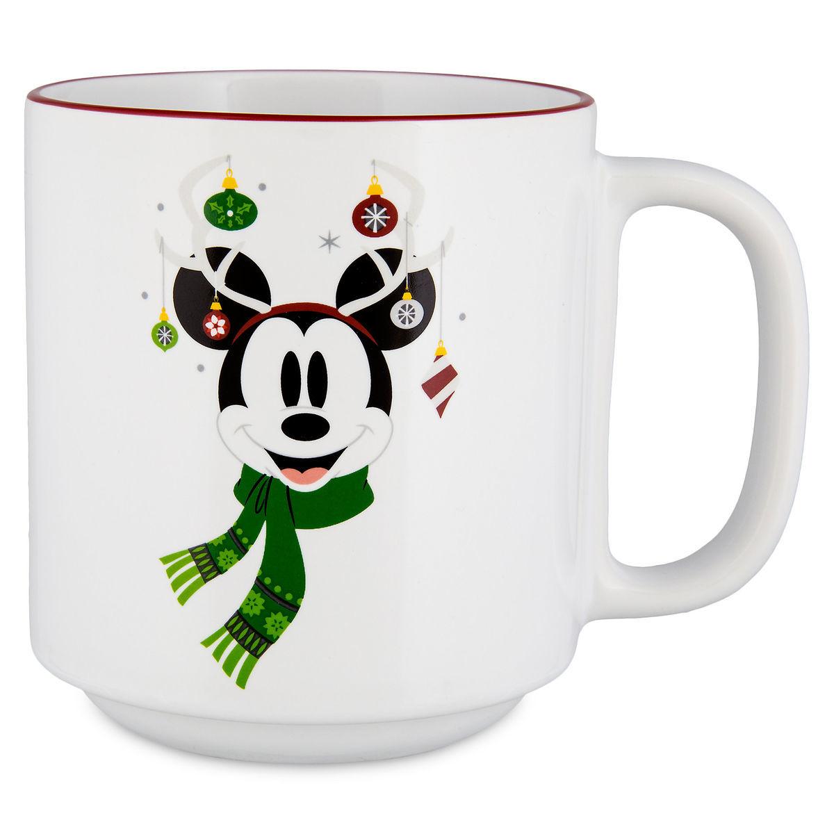 Taza Mickey Navideña