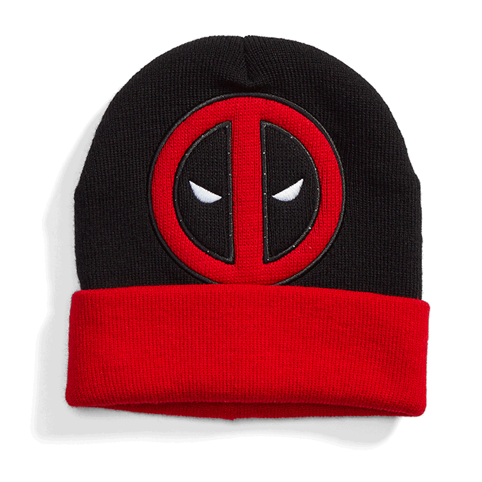 Gorro LUZ DEADPOOL