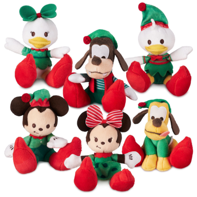 Peluches Disney Navideños 2018