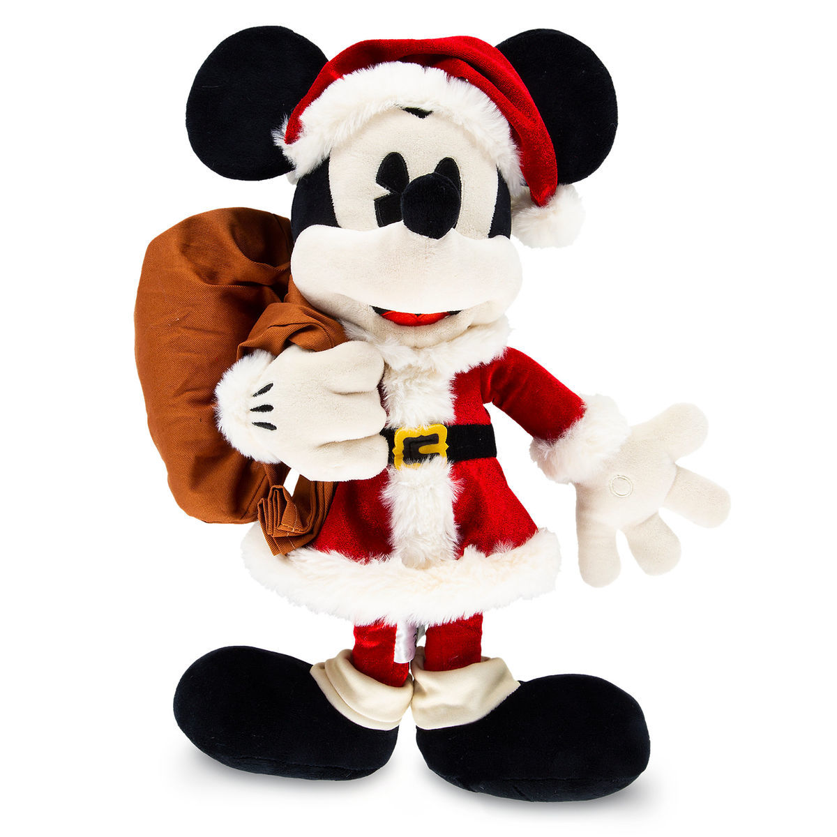 Peluche Mickey Navidad S55