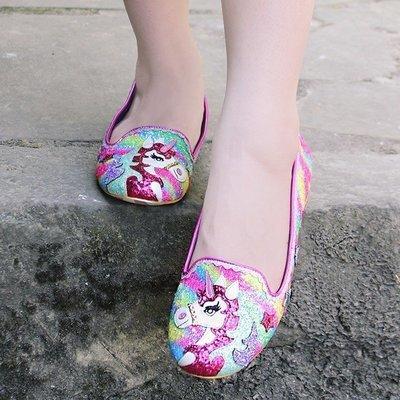 Zapatos Unicornio