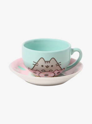 Taza Pusheen Donitas Exclusiva