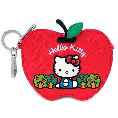 Cartera Monedero Hello Kitty Manzana