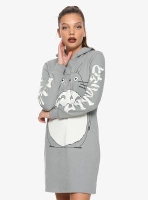 Vestido Sudadera Totoro
