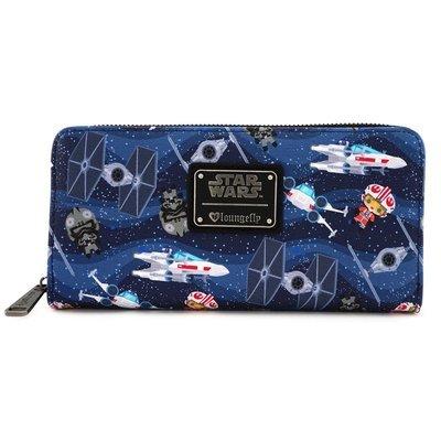 Cartera Star Wars Espacio