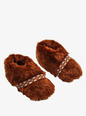 Pantuflas Chewbacca Exclusivas