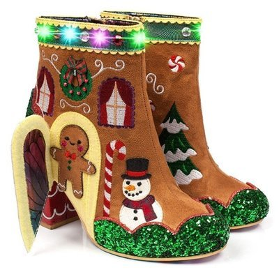 Botas Navideñas Exclusivas