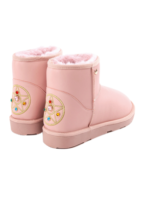 Botas Navideñas Sailor Moon