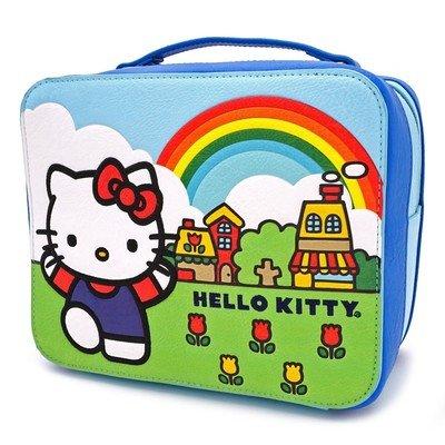 Bento Lonchera Hello Kitty Arcoiris