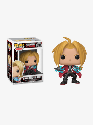 Figura POP 391 EDWARD ELRIC