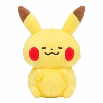 Peluche Pikachu Gordito Tierno