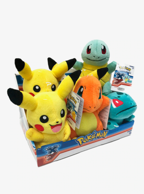 Set Peluches Pokemon