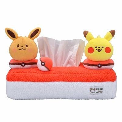 Pañuelos Pikachu Eevee Kawaii