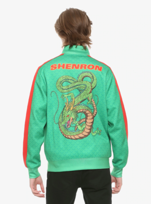 Sudadera Dragon Ball Verde SHENRON
