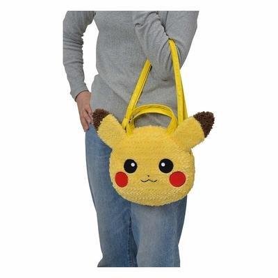 Bolsa Mochila Kawaii Pikachu