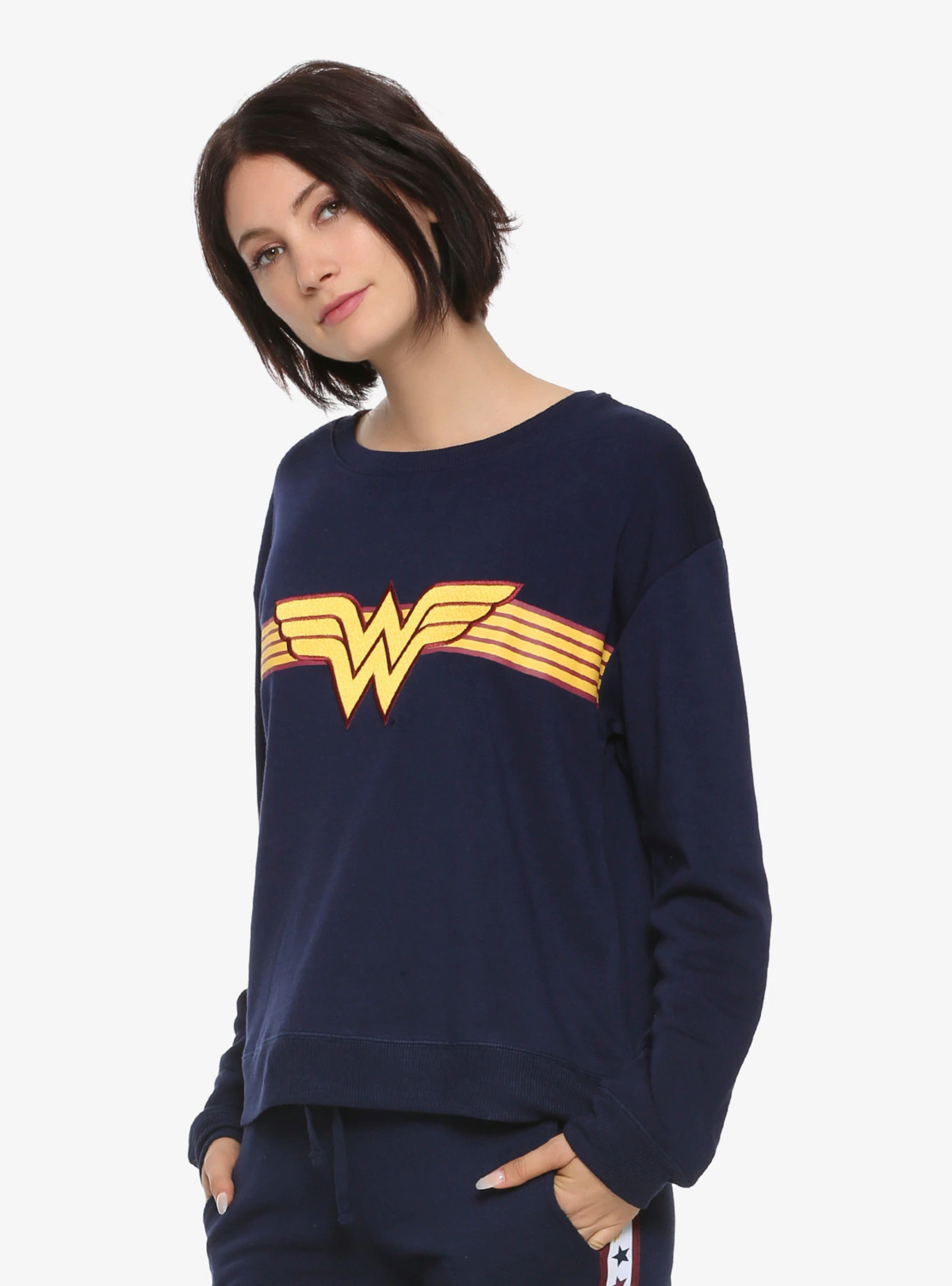 Sudadera Wonder Woman A00