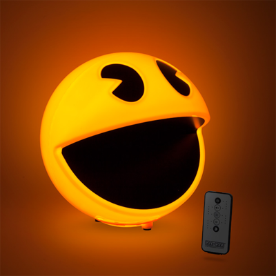 Lampara Pac-Man con Sonido