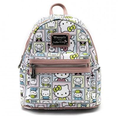 Bolsa Mochila Hello Kitty Kawaii T00