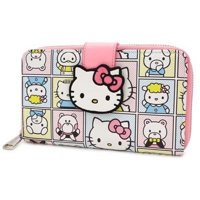 Cartera Hello Kitty Pastel