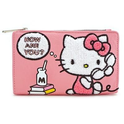 Cartera Hello Kitty Rosa A00