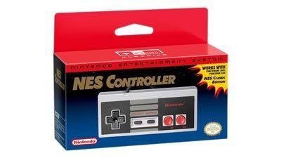 NES Control Clasico