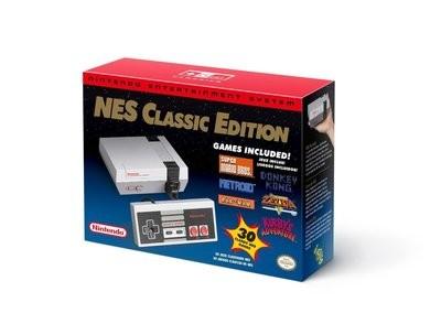 NES Consola Clasica