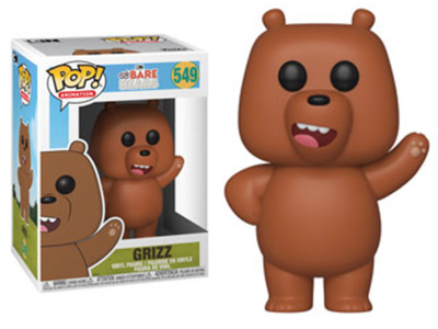Figura POP GRIZZ