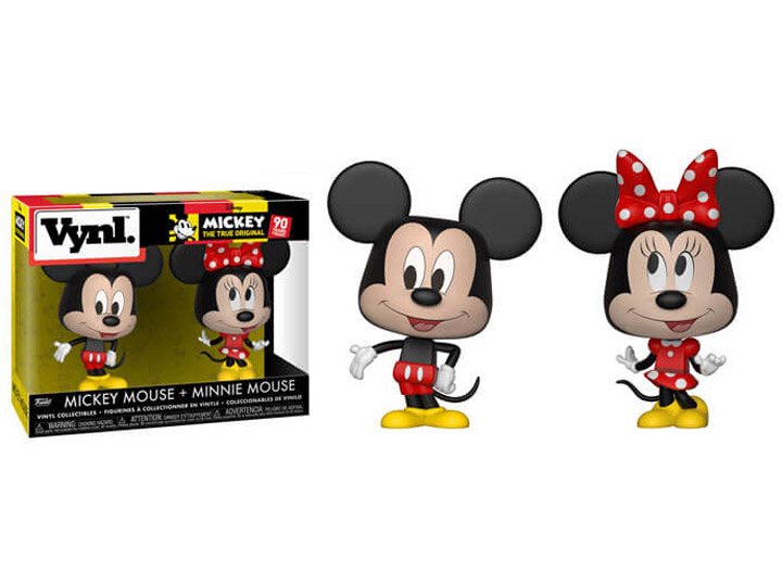 SET POP MICKEY MINNIE