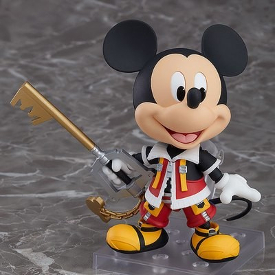 Kingdom Hearts II - King Mickey