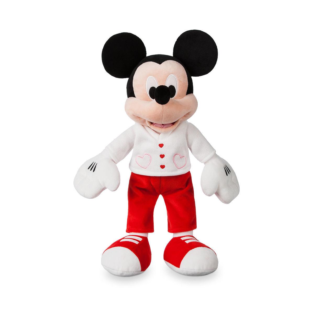 Peluche Mickey 14 de Febrero