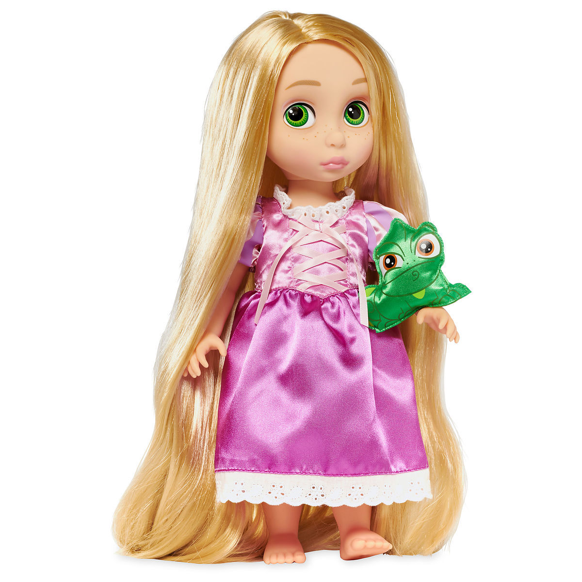 Muñeca Niña Rapunzel Exclusiva