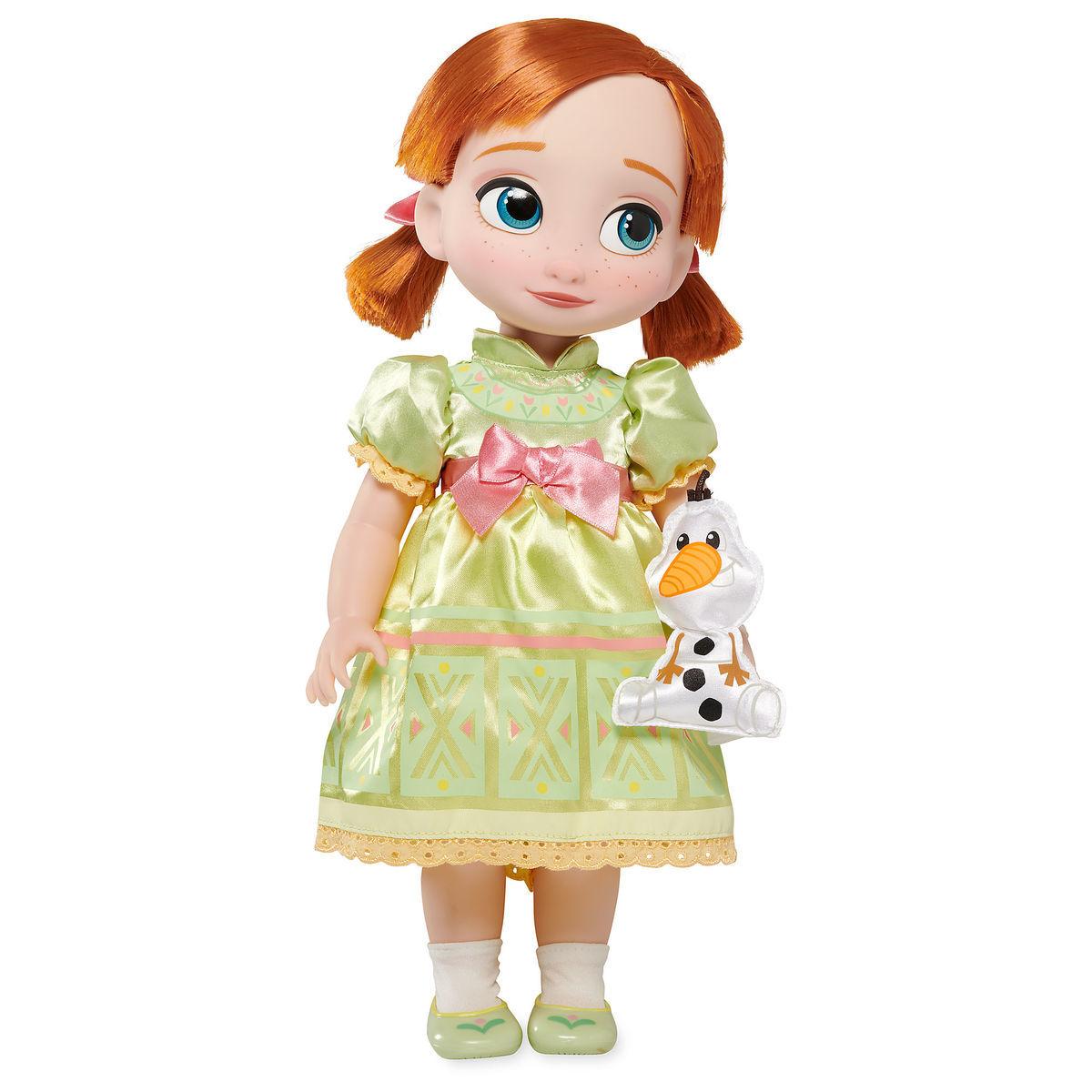 Muñeca Niña Anna