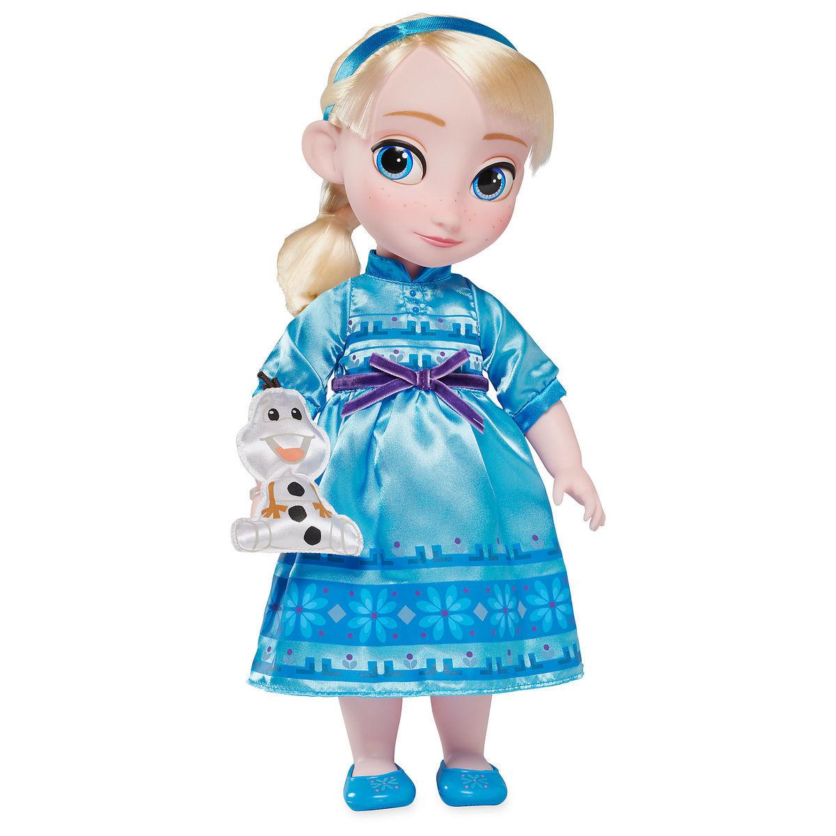 Muñeca Niña Elsa