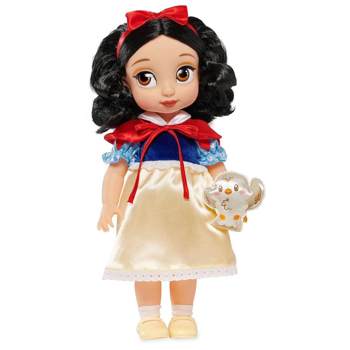 Muñeca Niña Blanca Nieves