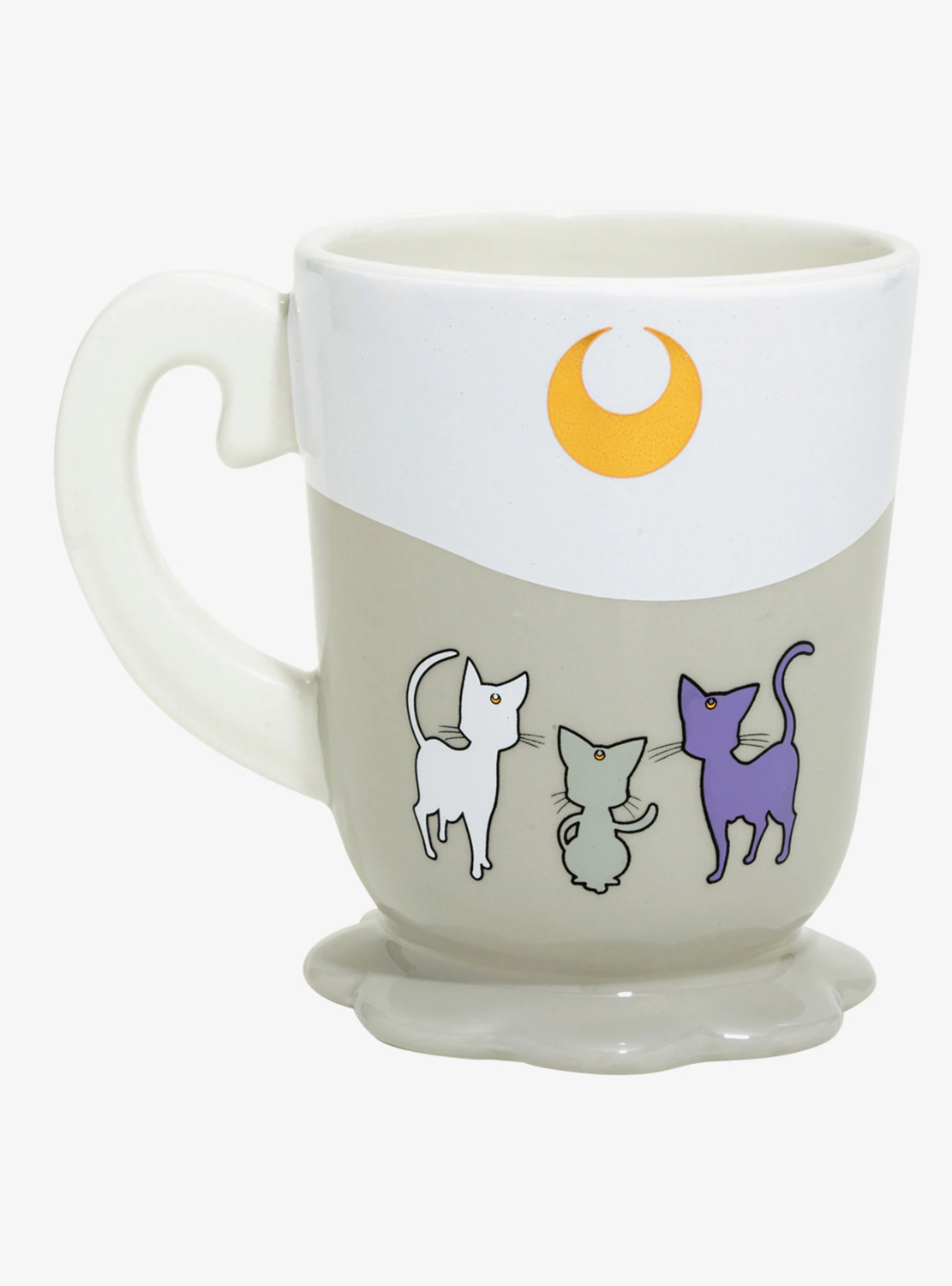 Taza Sailor Moon Familia Gatitos