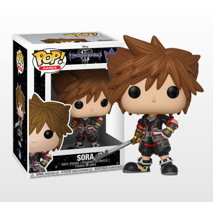 Figura POP SORA