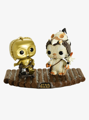 Set POP STAR WARS ENDOR