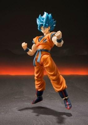 Dragon Ball - Goku Super Saiyan God
