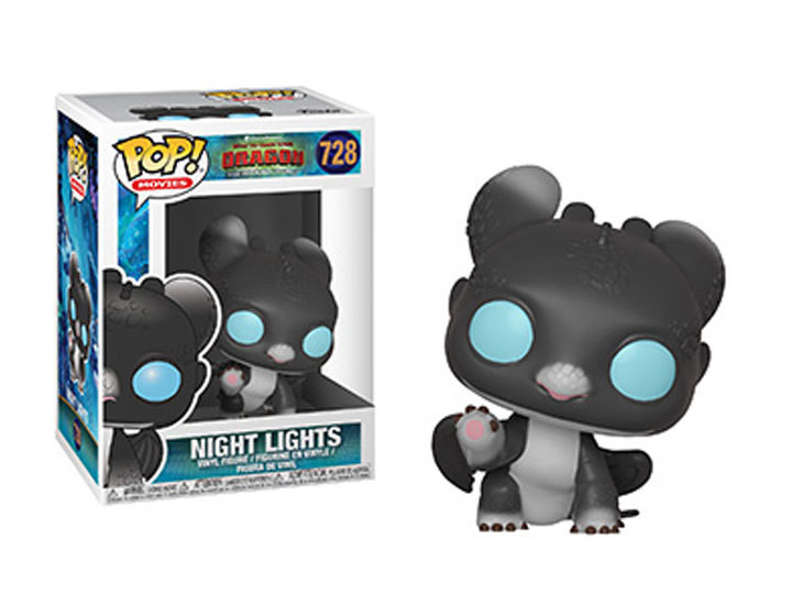 Figura POP 728 NIGHT LIGHTS