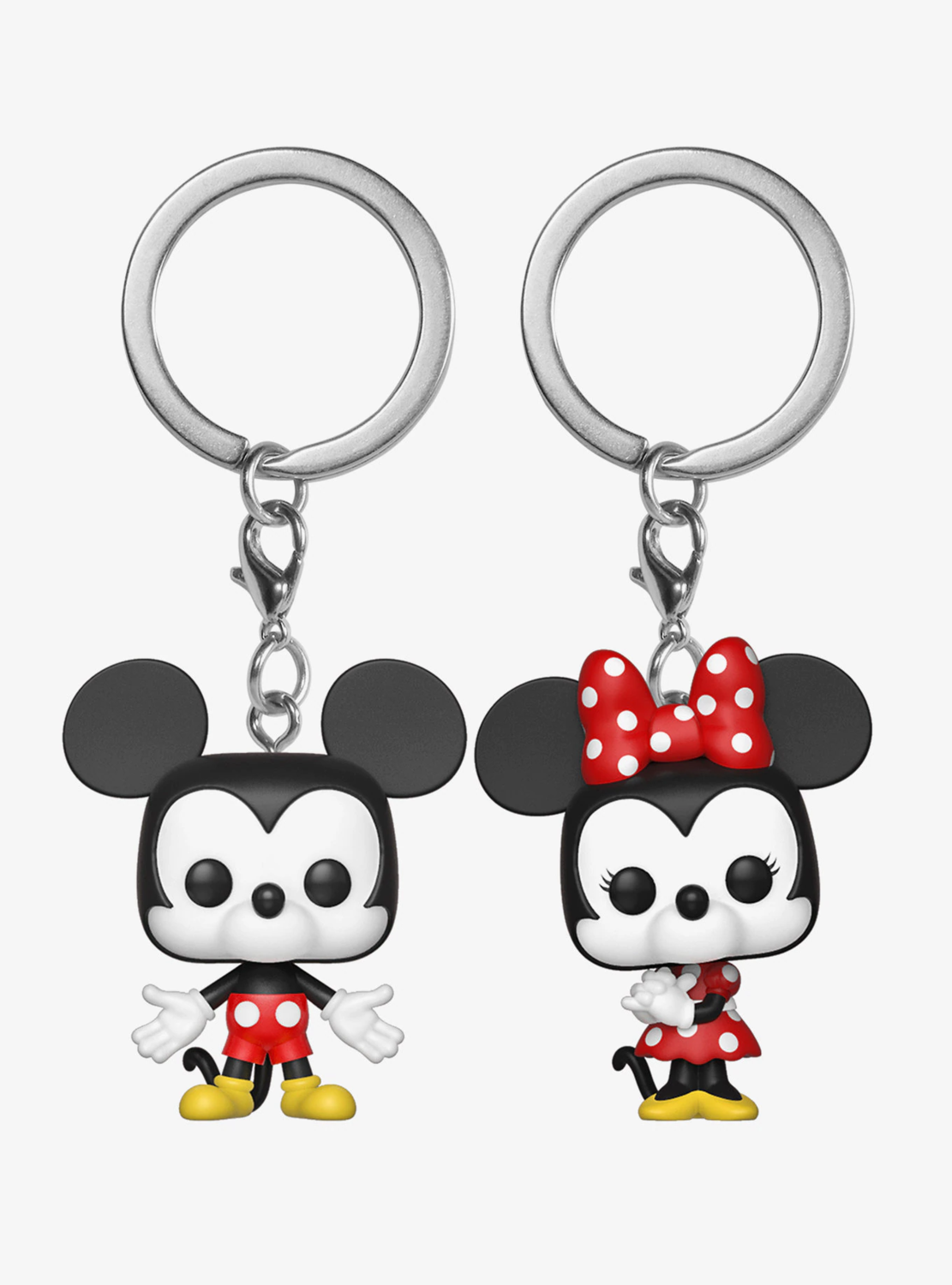 Llavero POP Mickey Minnie