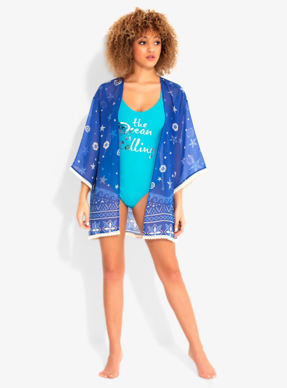 Kimono Moana Azul