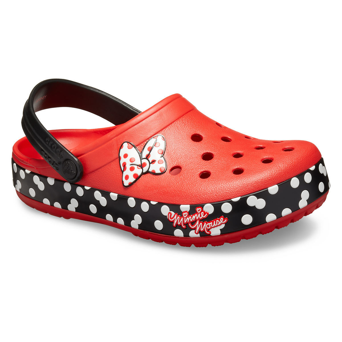 Zapatos Chanclas Minnie Mouse